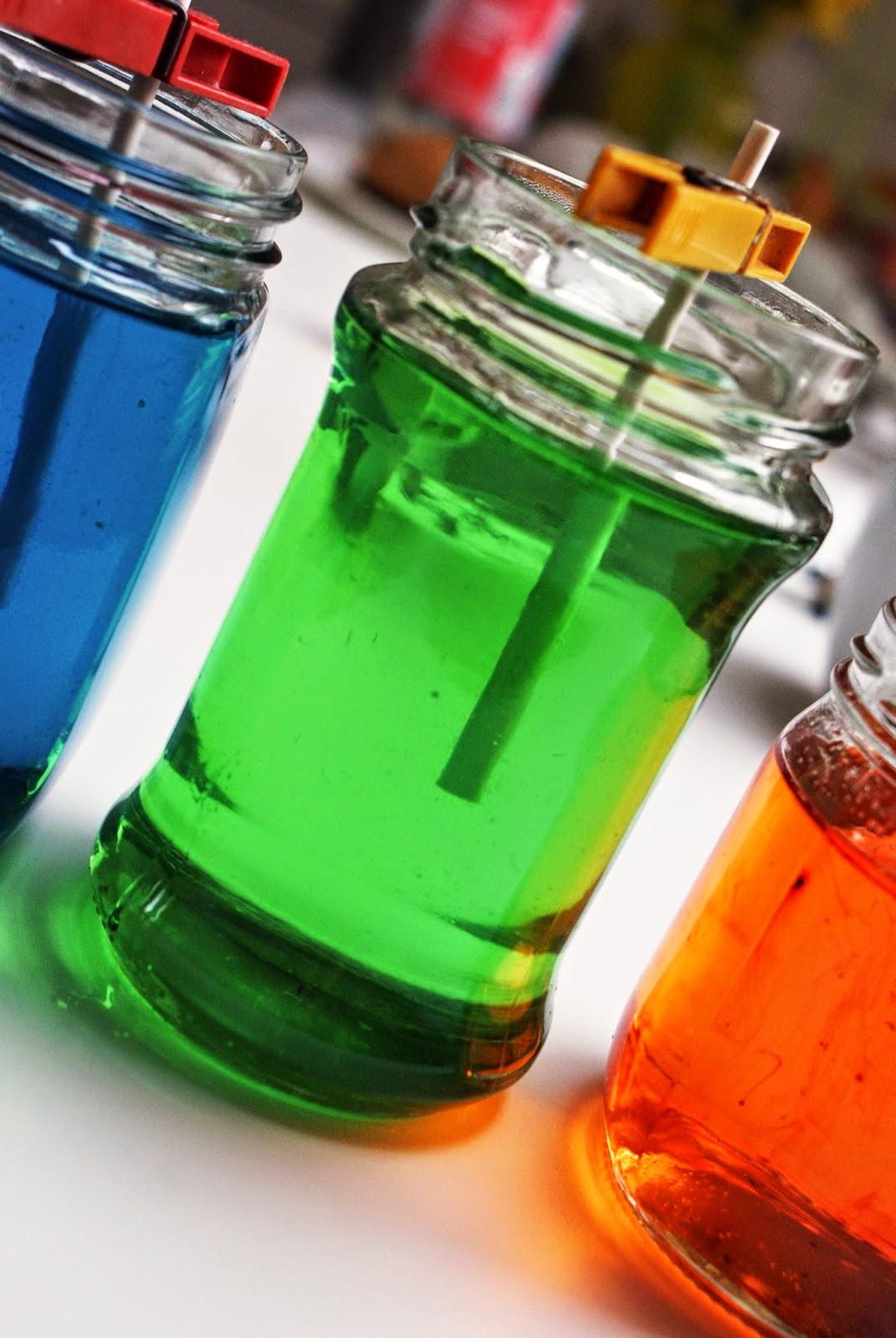Wie man Sugar rocks oder Zuckerkristalle herstellt